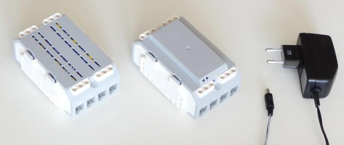 Презареждаща се батерия и зарядно за LEGO MINDSTORM EV3